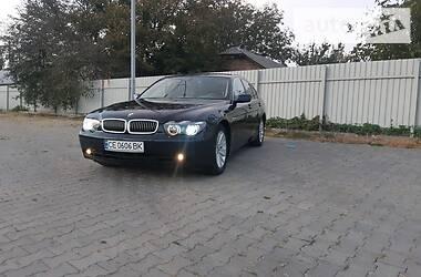 BMW 740 2003 в Черновцах