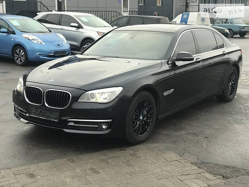 BMW 740 2015 в Запорожье