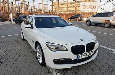 BMW 740 2012 в Черновцах