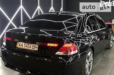 Седан BMW 740 2004 в Киеве