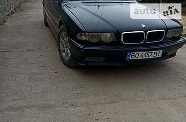 BMW 740 1999 в Тернополе