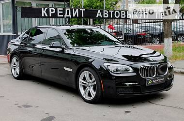 BMW 740 2014 в Николаеве