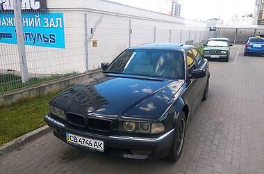 BMW 740 1998 в Чернигове