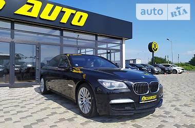 BMW 740 2012 в Мукачево