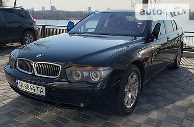 BMW 740 2003 в Киеве