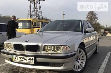 BMW 740 1998 в Черновцах