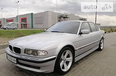 BMW 740 1999 в Хусте