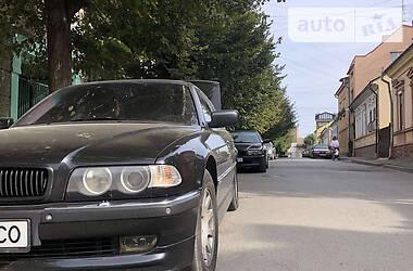 BMW 740 1999 в Черновцах