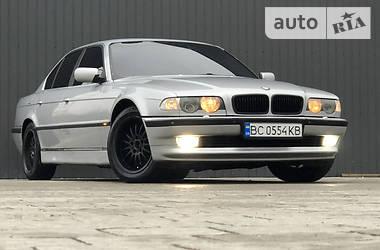 Седан BMW 740 2000 в Дрогобыче