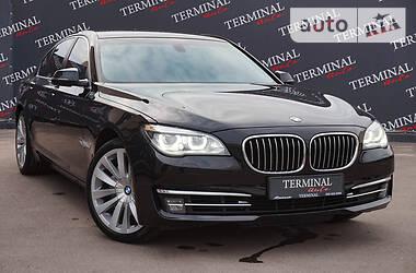 BMW 740 2012 в Одесі
