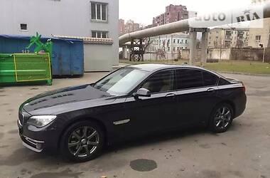Седан BMW 740 2013 в Києві