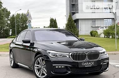 Седан BMW 740 2016 в Києві