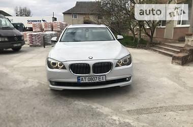 Седан BMW 740 2010 в Ивано-Франковске
