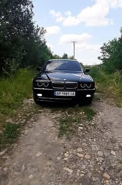 Седан BMW 740 2001 в Запорожье