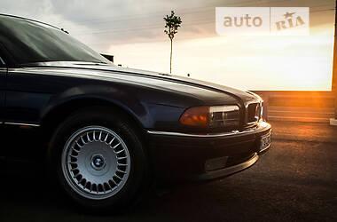 Седан BMW 740 1997 в Одессе