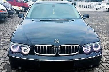 BMW 745 li 2003