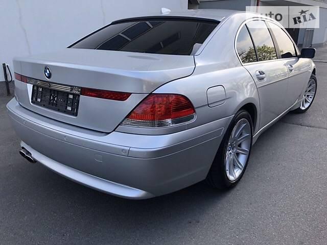 BMW 745 2004 в Ровно