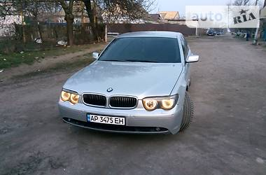 BMW 745 2004 в Бердянске