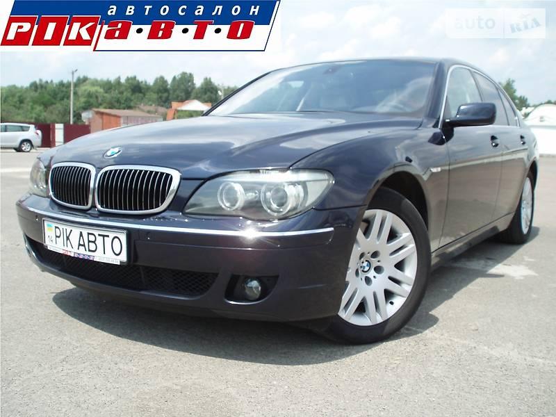 BMW 745 2007 в Львові
