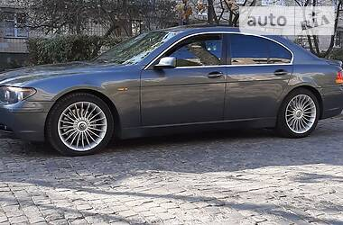 BMW 745 2001 в Коломые
