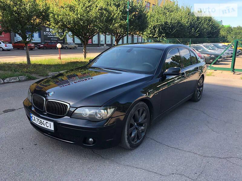 BMW 745 2005 в Черкассах