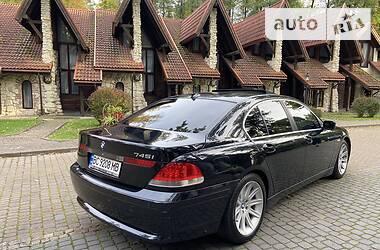 BMW 745 2001 в Львове