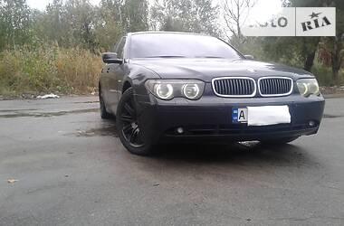 BMW 745 2002 в Киеве