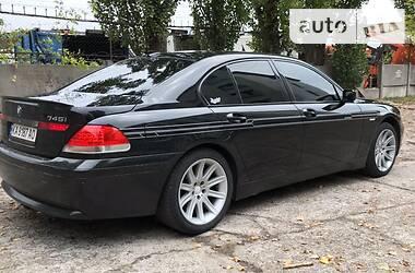 BMW 745 2004 в Киеве