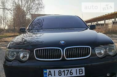 BMW 745 2002 в Белой Церкви