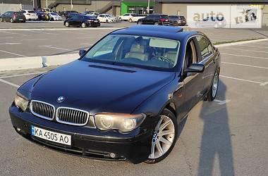BMW 745 2001 в Киеве