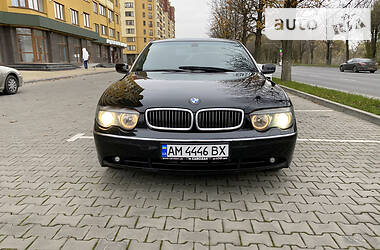 BMW 745 2003 в Житомире