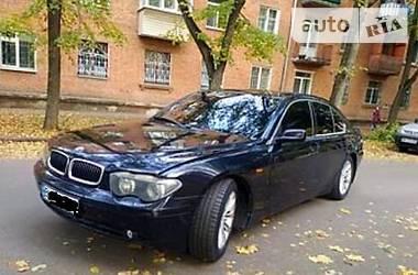 BMW 745 2002 в Черкассах