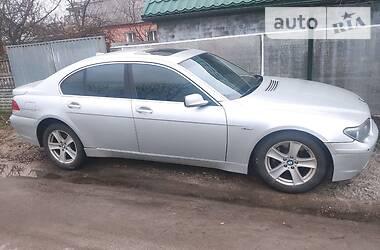 BMW 745 2001 в Києві