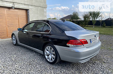 Седан BMW 745 2004 в Ужгороде