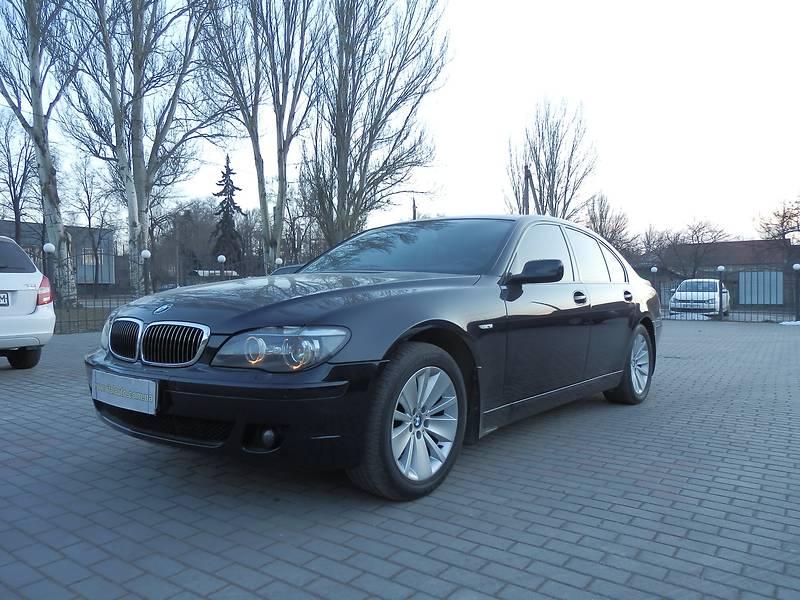 BMW 750 2007 в Запорожье
