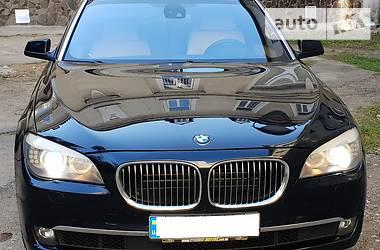BMW 750 2011 в Ивано-Франковске