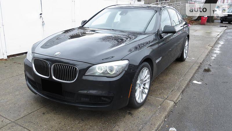 BMW 7 серия 2012 года в Киеве