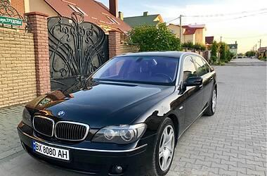 BMW 750 2005 в Хмельницком