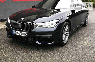 BMW 750 2016 в Тернополе
