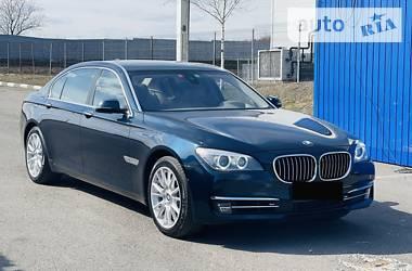 BMW 750 2013 в Ровно