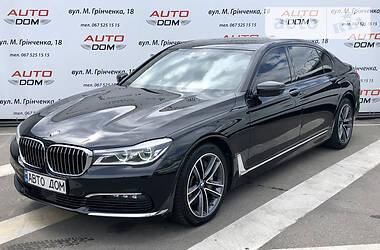 Седан BMW 750 2015 в Киеве
