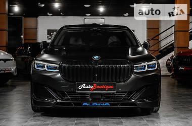 Седан BMW 750 2019 в Одессе