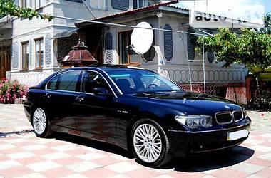BMW 760 2004 в Одессе