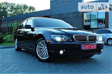 BMW 760 2005 в Днепре