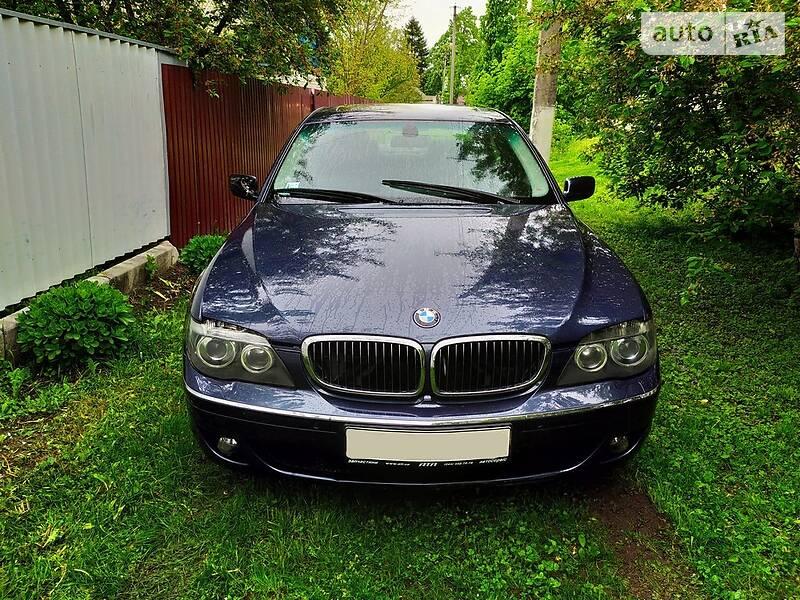 Седан BMW 760 2003 в Борисполі