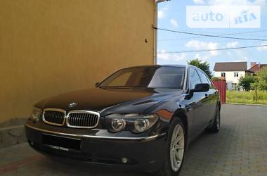 BMW 760 2003 в Вінниці