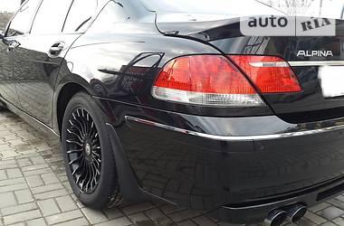 BMW 760 2006 в Ивано-Франковске