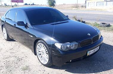 Седан BMW 760 2004 в Одессе