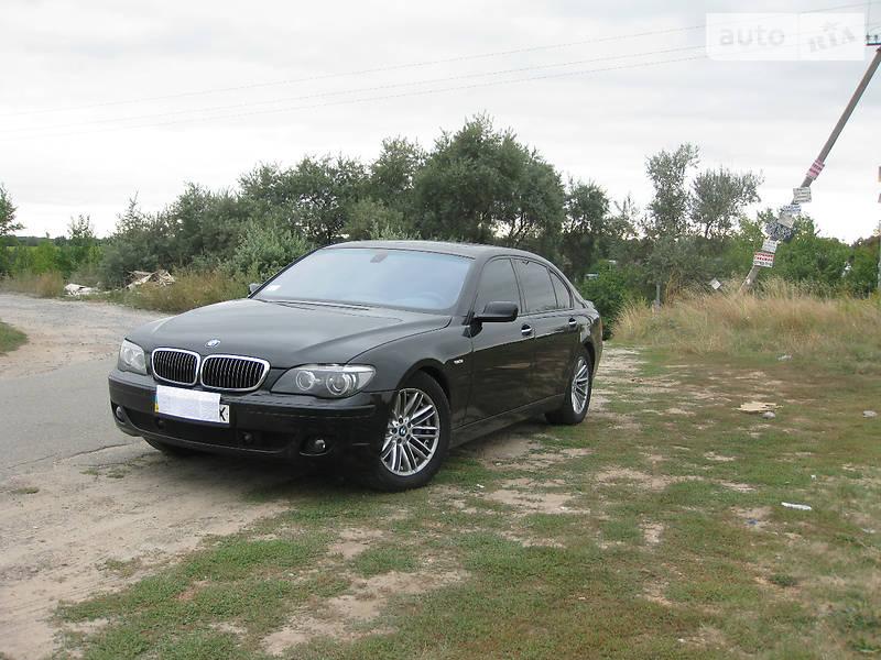 BMW 760 2004 в Киеве