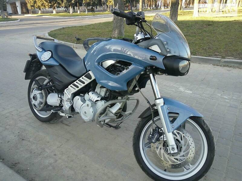 Мотоцикл Багатоцільовий (All-round) BMW F 650 2002 в Рівному